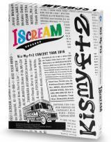 Kis-My-Ft2のライブDVD『CONCERT TOUR 2016 I SCREAM』通常盤