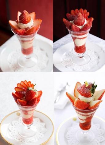 創業創業115周年「資生堂パーラー」から厳選した苺を使ったフェアが開催
