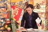『痛快TVスカッとジャパン 新春3時間半スペシャル』で感動のショートドラマに出演する内村光良(C)フジテレビ