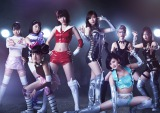 AKB48メンバーが女子プロレスに挑戦。ドラマ『豆腐プロレス』2017年1月21日スタート(C)テレビ朝日