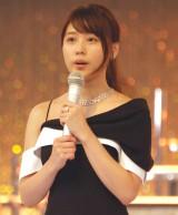 """ステージサイドで""""恋ダンス""""を披露した有村架純 (C)ORICON NewS inc."""