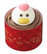 『酉年のケーキ』(540円)
