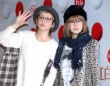 紅白初出場で紅組トップバッターを務めたPUFFY(左から)吉村由美、大貫亜美 (C)ORICON NewS inc.