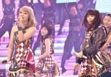 E-girls(左から)Ami、鷲尾伶菜 (C)ORICON NewS inc.