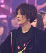E-girls・藤井萩花=『第67回紅白歌合戦』リハーサル2日目より (C)ORICON NewS inc.