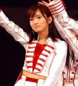 AKB48紅白選抜センターに輝いた山本彩 (C)ORICON NewS inc.