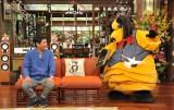 明石家さんまとまんまちゃん(C)関西テレビ
