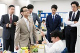 ハマちゃんにイライラさせられてばかりの佐々木課長(C)テレビ東京