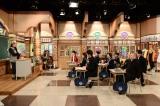 ドン小西デザインの教科書を採用した授業風景(C)テレビ朝日