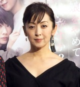 """""""モンスターママ""""役を熱演する斉藤由貴 (C)ORICON NewS inc."""