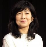 NHKの連続ドラマ『お母さん、娘をやめていいですか?』試写会に出席した井上由美子氏 (C)ORICON NewS inc.