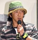 映画『ザ・コンサルタント』トークイベントに登場したおぐらとしひろ (C)ORICON NewS inc.