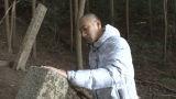 7日放送『天才!志村どうぶつ園』で新企画『市川海老蔵ハリコミ隊!!』京都の神社に潜むナゾの動物を追う!』を送る (C)日本テレビ