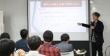 講師を務めた映画監督で早稲田大学名誉教授の安藤紘平氏