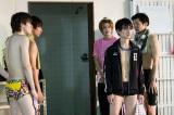 松田凌主演の新ドラマ『男水!』第1話の場面写真が公開 (C)男水!製作委員会