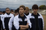 新ドラマ『男水!』第1話の場面写真が公開 (C)男水!製作委員会