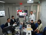 フジテレビ・報道局ネット取材部の皆さん (C)ORICON NewS inc.