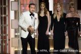 『第74回ゴールデン・グローブ賞』映画の部 コメディ/ミュージカル部門男優賞を受賞した『ラ・ラ・ランド』ライアン・ゴズリング