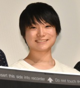 映画『14の夜』大ヒット御礼舞台あいさつに出席した犬飼直紀 (C)ORICON NewS inc.