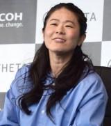 第1子出産を報告した澤穂希さん(C)ORICON NewS inc.
