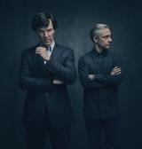 1月1日に英国で放送されたばかりの最新作『SHERLOCK シャーロック』シーズン4、第1話の日本最速ファン試写会の開催決定(C)Sherlock TV Ltd.