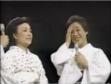 『NHK花のステージ』で島倉千代子さんと共演