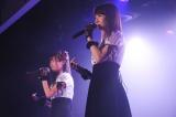 『NGT48劇場オープン1周年記念特別公演』にはAKB48と兼任する柏木由紀(右)も駆け付けた(C)AKS