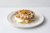 『ホワイトスモアパンケーキ』