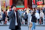 関西テレビのドラマ『新・ミナミの帝王13〜光と影〜』1月4日放送。銀次郎の舎弟・坂上竜一役の大東駿介(C)関西テレビ
