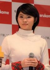 モーニング娘。'17 の加賀楓 (C)ORICON NewS inc.
