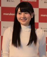 モーニング娘。'17 の尾形春水 (C)ORICON NewS inc.