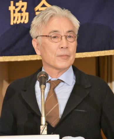 映画『沈黙-サイレンス-』記者会見に出席したイッセー尾形 (C)ORICON NewS inc.