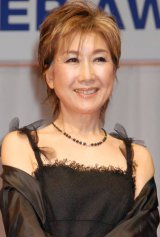高橋真梨子 (C)ORICON NewS inc.