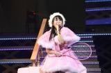 初のソロコンサートを開催したAKB48チーム8の坂口渚沙(C)AKS