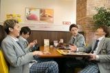Huluオリジナルストーリーアドリブ満載(C)男水!製作委員会