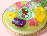 26日から発売の『ブーケ ジャッキーの花のババロア』