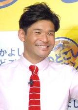 妻・阿部和加子の第3子出産を報告した照英 (C)ORICON NewS inc.