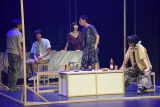 舞台『大逆走』の稽古の模様 (C)ORICON NewS inc.
