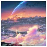 野田洋次郎が英語詞を書き下ろしたRADWIMPS英語主題歌「Zenzenzense(English ver.)」ジャケット写真