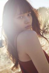 川口春奈の魅力がたっぷり 撮影 :富取正明