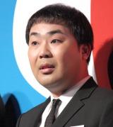 『SoftBank 2017 Spring』の発表会に出席したフットボールアワー岩尾望 (C)ORICON NewS inc.