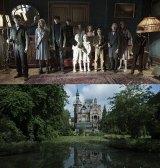 『ミス・ぺレグリンと奇妙なこどもたち』の特別映像が公開 (C)2016 Twentieth Century Fox