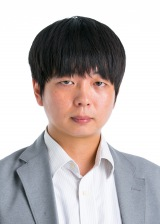 第156回芥川龍之介賞にノミネートされた古川真人氏(c)新潮社写真部