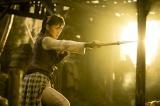 シャーリーズ・セロンが演じた女戦士も参考に…進化するアクションシーンに注目(C)NHK