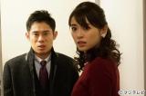 フジテレビ系連続ドラマ『大貧乏』(毎週日曜 後9:00)に出演する(左から)伊藤淳史、泉里香