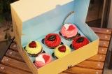 ローラズカップケーキからキュートなバレンタインカップケーキが登場!