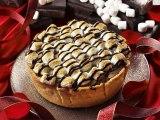 今年のバレンタインはスイートな『焼マシュマロチョコチーズタルト』で