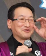 """新幹線での""""大騒ぎ""""を謝罪した春風亭昇太 (C)ORICON NewS inc."""