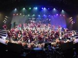 47都道府県選抜メンバー47人からなるチーム8が単独ライブを開催(C)AKS