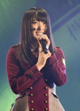 欅坂46のキャプテンに就任した菅井友香